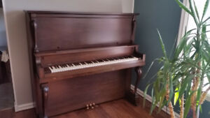 Upright Piano Ennis & Co