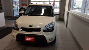 ***12 Soul 2U with only 96589kms!***