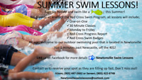 Outdoor Summer Swim Lessons *BOOK TODAY*