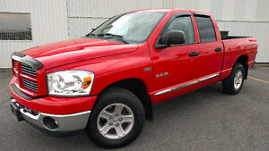 2008 Dodge RAM 1500 SLT BIG HORN - 105,635 KM