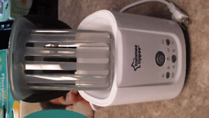 Tommee Tippee Pump and go bottle warmer