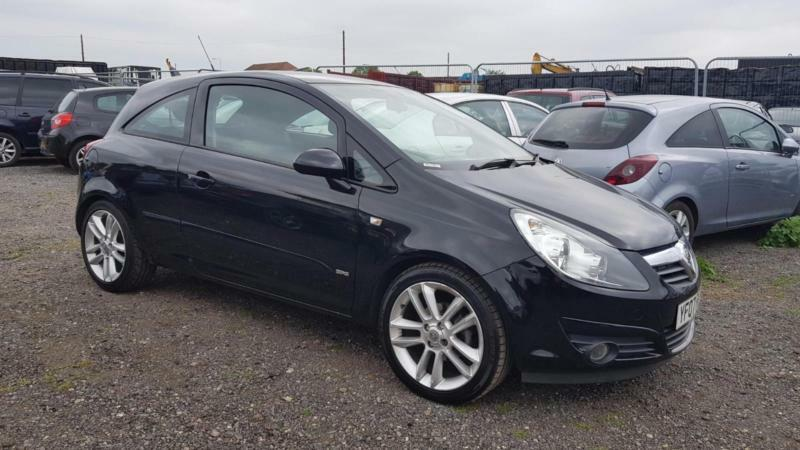2007 vauxhall corsa 16v sxi 3dr ac in romford. Black Bedroom Furniture Sets. Home Design Ideas