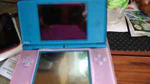 Tablet and DSi XL