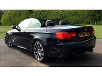 2010 BMW 3 Series M3 Convertible 2dr DCT Auto Automatic Petrol Convertible