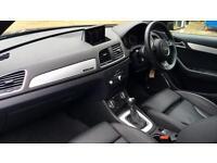 2014 Audi Q3 2.0T FSI Quattro S Line Plus 5 Automatic Petrol Estate