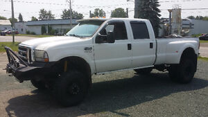 2002 Ford F-350 Camionnette