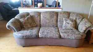 Couch and love seat  Cambridge Kitchener Area image 1