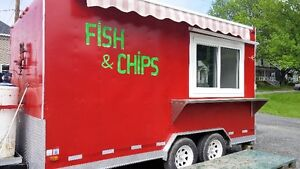 Fish and Chip Truck for sale in NEW GLASGOW