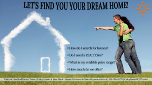 Ready to Buy? – Let's Find you your Dream Home!