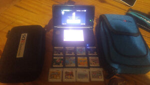 Best offer Nintendo 3ds with 13 games