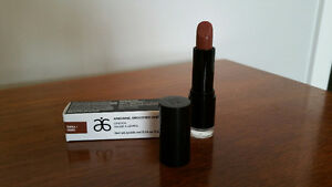 Arbonne Smoothed Over Lipstick in Terra (used as tester)