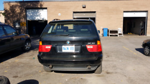 FOR SALE!!! 2003 BMW X5 FOR PARTS OR ASIS