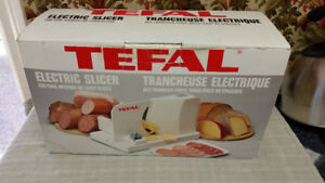T-Fal, or Tefal, meat slicer, model 220, for home use