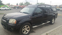 2002 Nissan Frontier Supercharged.