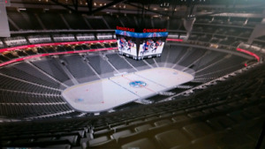 Oilers vs Hurricanes includes Tickets to Oilers Photo Day