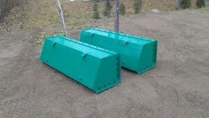 gratte reversible et cabine pour tracteur 1026,25 ou 23 Saguenay Saguenay-Lac-Saint-Jean image 3