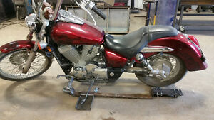 2009 Honda shadow custom paint