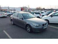 2007 57 BMW 520D 2.0TD SE 4 DOOR.GREAT VALUE.HIGH MPG,ANY PX WELCOME.S/HISTORY .