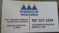 EXTERIOR WINDOWS AND EAVES CLEANED FOR $80/STOREY