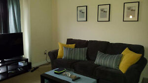 Two bedroom townhouse available immediately.