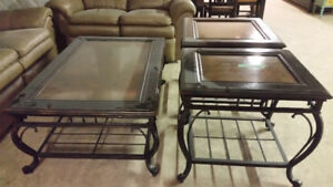 3 piece coffee table set for your family room