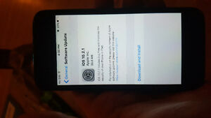 Mint Condition iPhone 5 black