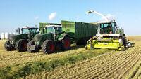 Farm Tractor Operator