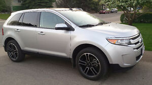 2014 Ford Edge XLT SUV, Crossover