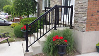 Railings, Fences, Decks&More! Blue Dog Exteriors
