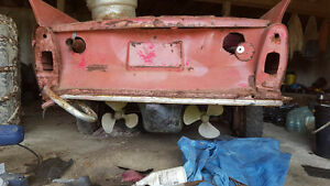 Amphicar for trade, needs work done but good parts