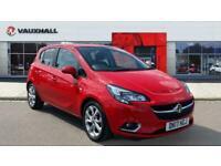 2018 Vauxhall Corsa 1.4 SRi 5dr Petrol Hatchback Hatchback Petrol Manual