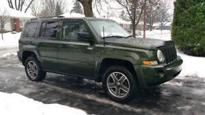 Jeep Patriot North 4x4 AWD 2009, Ultra propre. Prix réduit.