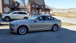2012 BMW 5-Series Sedan Sedan
