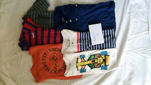 GAP t-shirts, Toddler size 2
