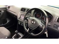 2015 Volkswagen Polo 1.0 75 SE 5dr Manual Petrol Hatchback