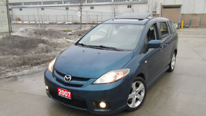 2007 Mazda Mazda 5, Automatc, 6 Passengr, 3/Y warranty available