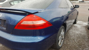 2003 Honda Accord Safetied Etested Coupe (2 door)