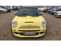 2003 MINI Hatch 1.6 Cooper S 3dr