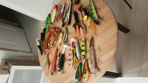 Musky lure clearout