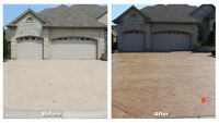 Concrete Sealing - London Ontario's #1 sealer