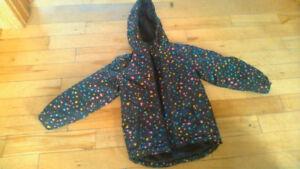 Girls size 6 Winter Jacket
