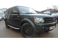 2010 LAND ROVER DISCOVERY 4 TDV6 HSE GALWAY GREEN BLACK STYLING PACK BLACK W