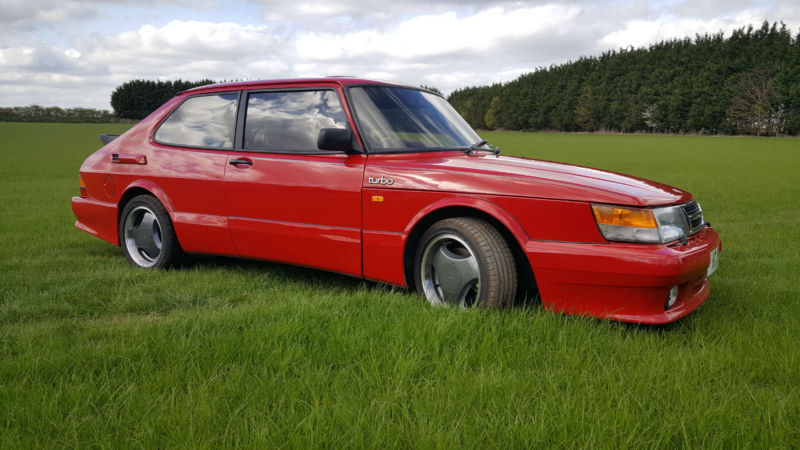 Saab 900 Carlsson fully rebuilt immaculate example, DI converted, Recon engine