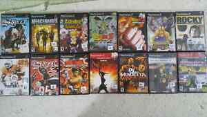 Playstation 2 consoles games and accessories