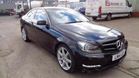 2014 Mercedes-Benz C Class 2.1 C250 CDI AMG Sport (Premium Pack) 7G-Tronic