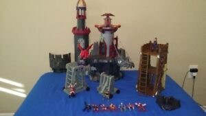 IMAGINEXT NIGHT CASTLE AND MEN