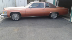 1978 Cadillac Coup DeVille 2 door