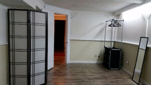 DEC 1st: Looking for 2 females(must get along!) 2 basement rooms