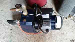 Mastercraft Convertible Jet Pump-3/4 HP motor &accessories
