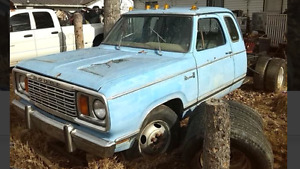 Looking for a 1970's Dodge Truck
